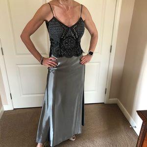 Two Piece Evening Dress